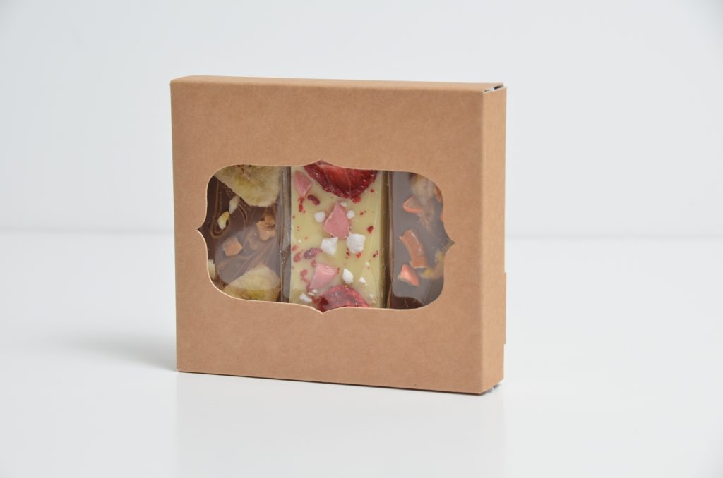 Chocolate/Fudge Slab Envelope