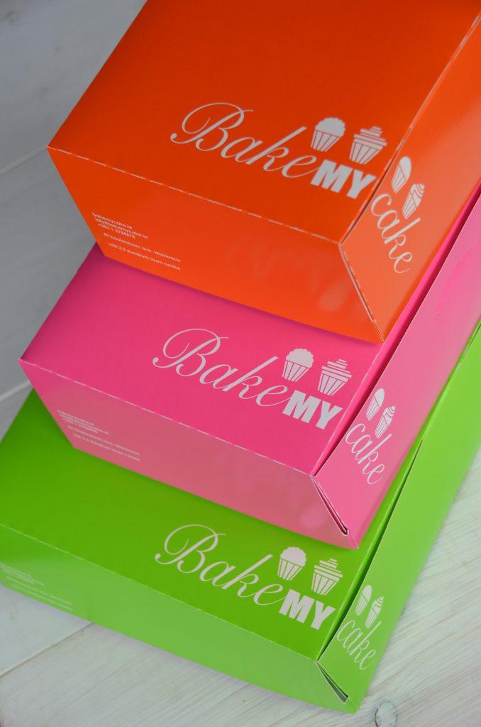 Bespoke Cake Boxes