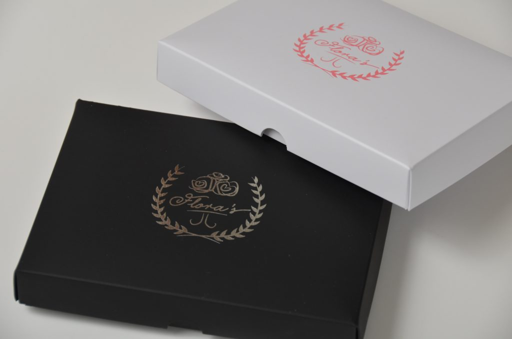 Base & Lid Box with Bespoke Foiling