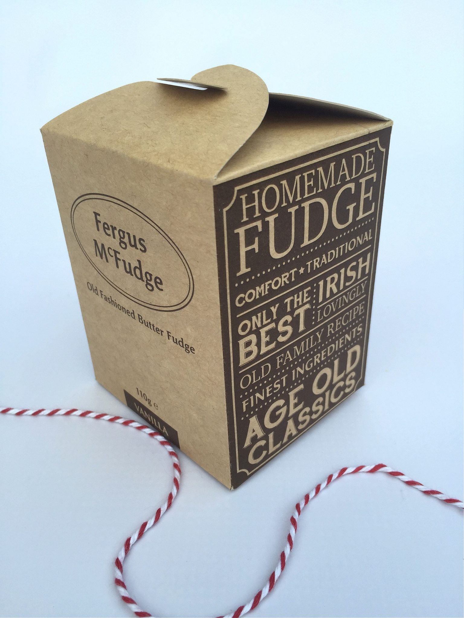 Bespoke Fudge Box