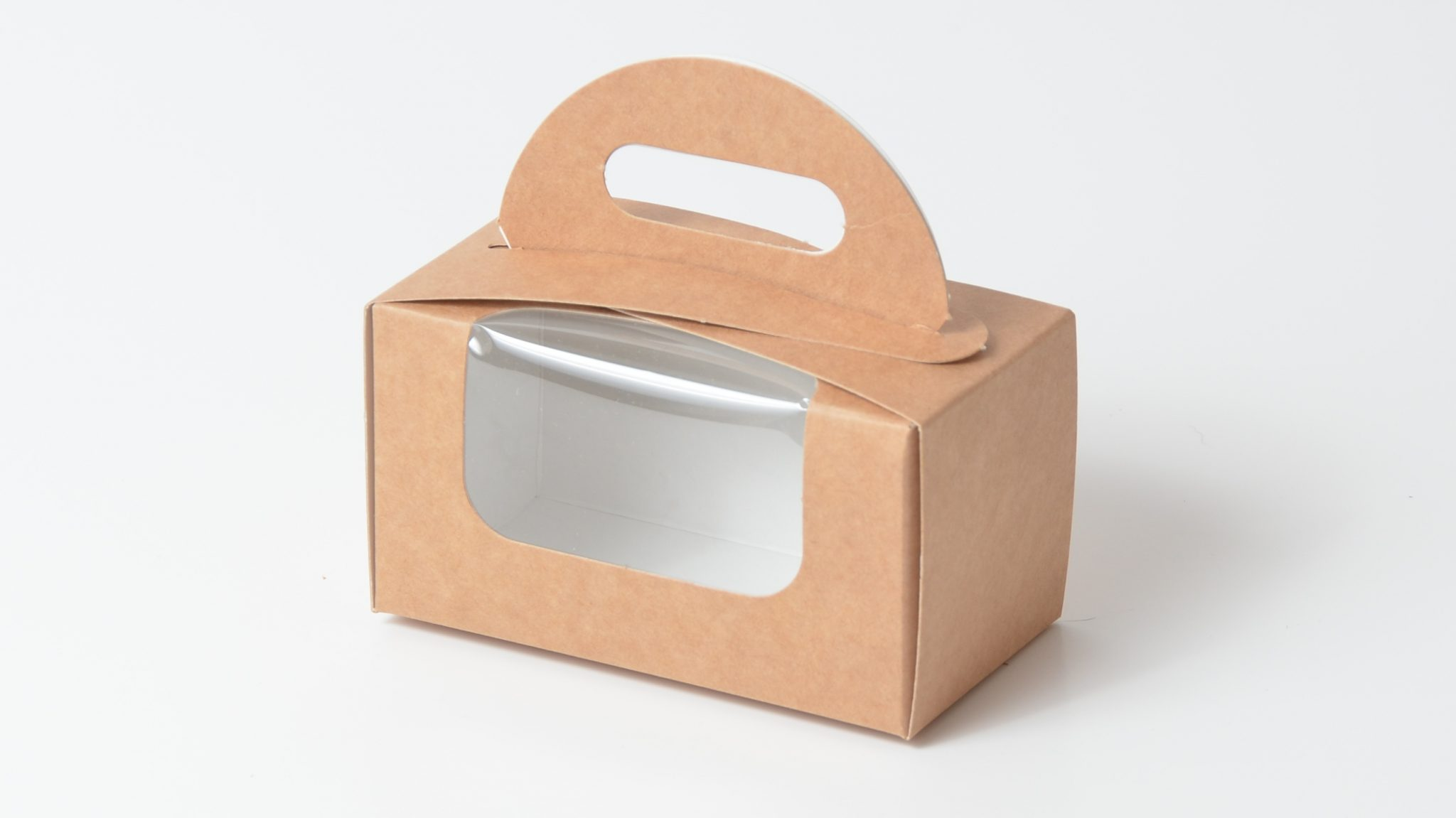 Kraft Eco Dome 4 Pack Macaron Box