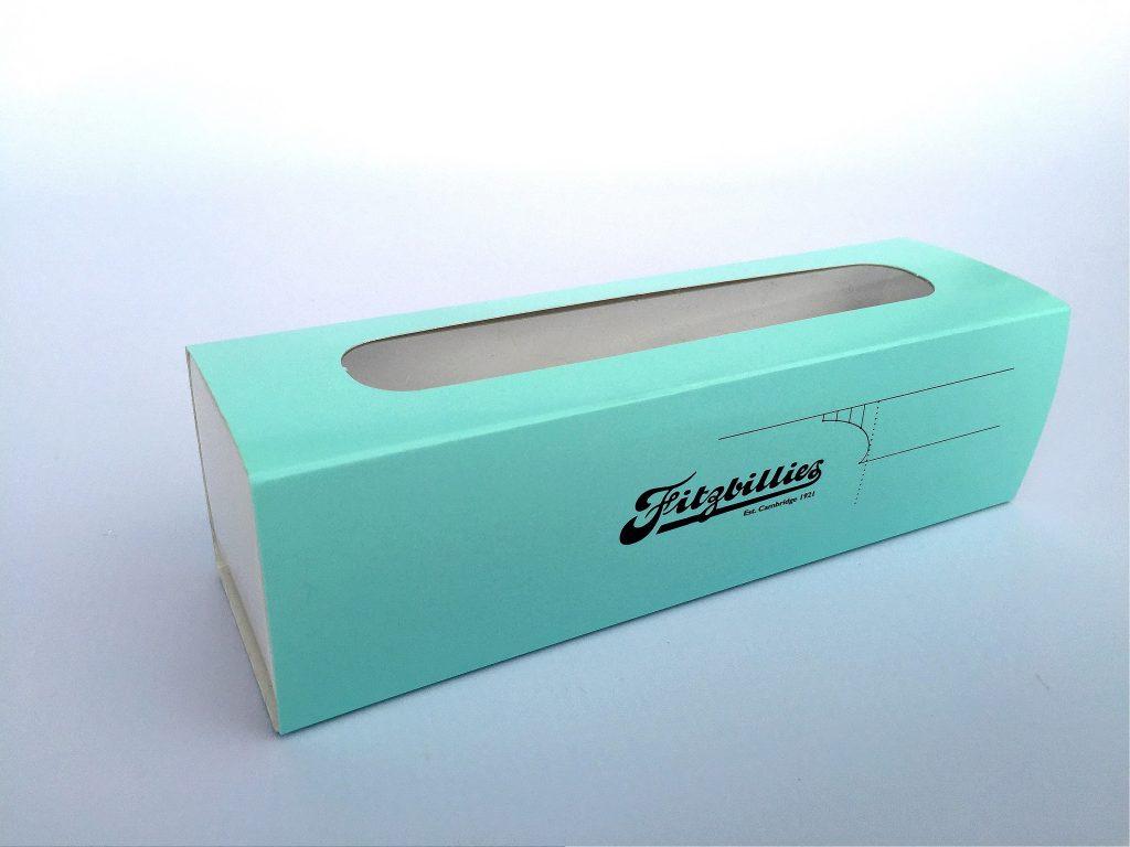 Bespoke Printed 6 Pk Slider Macaron Box