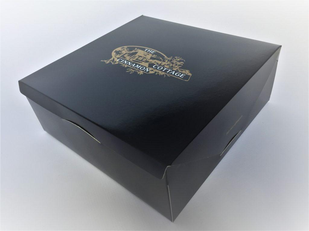 Bespoke Print Cake Box