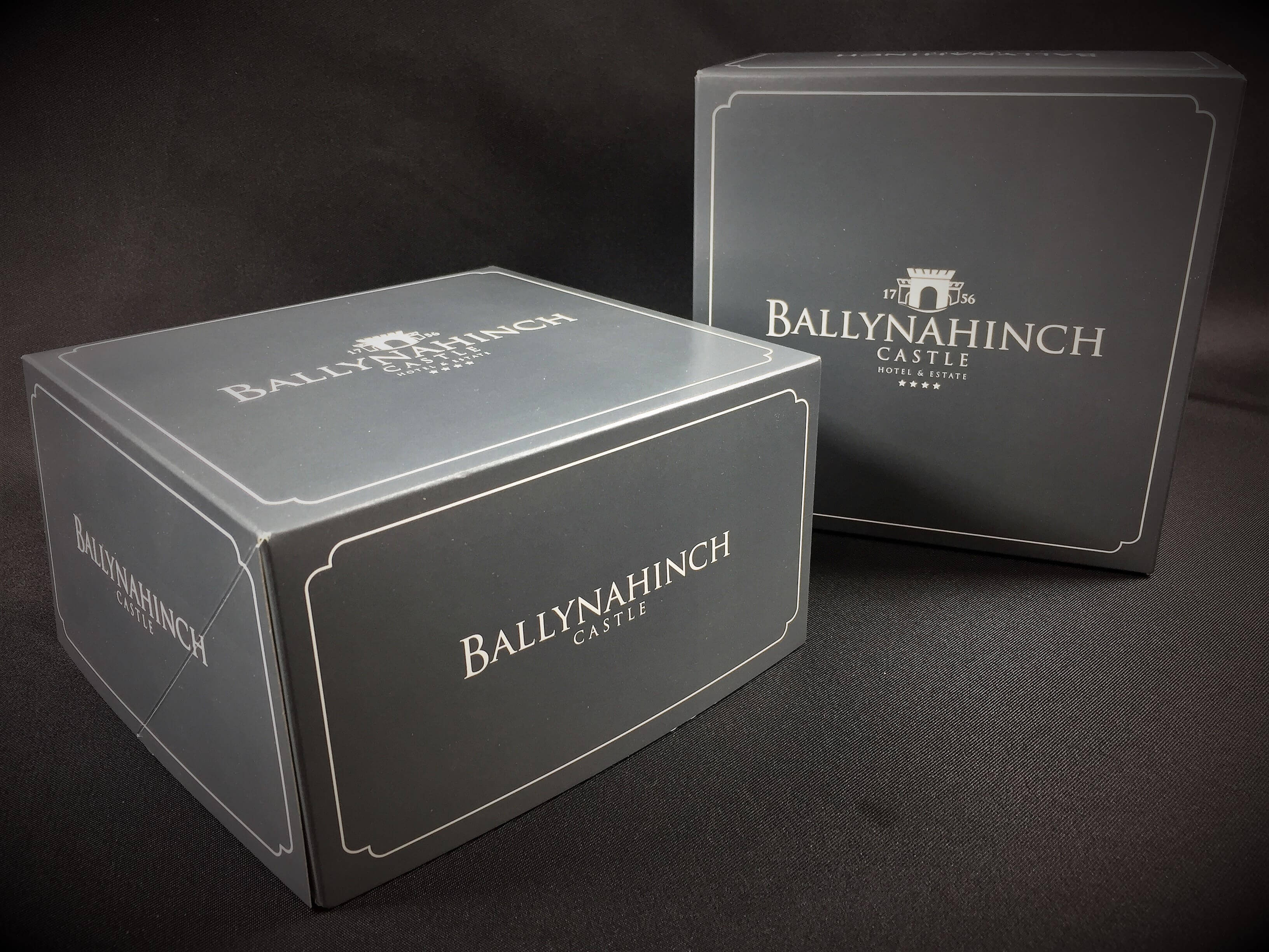 Bespoke Printed 4 Pack Cup Cake Box (Insert Available)