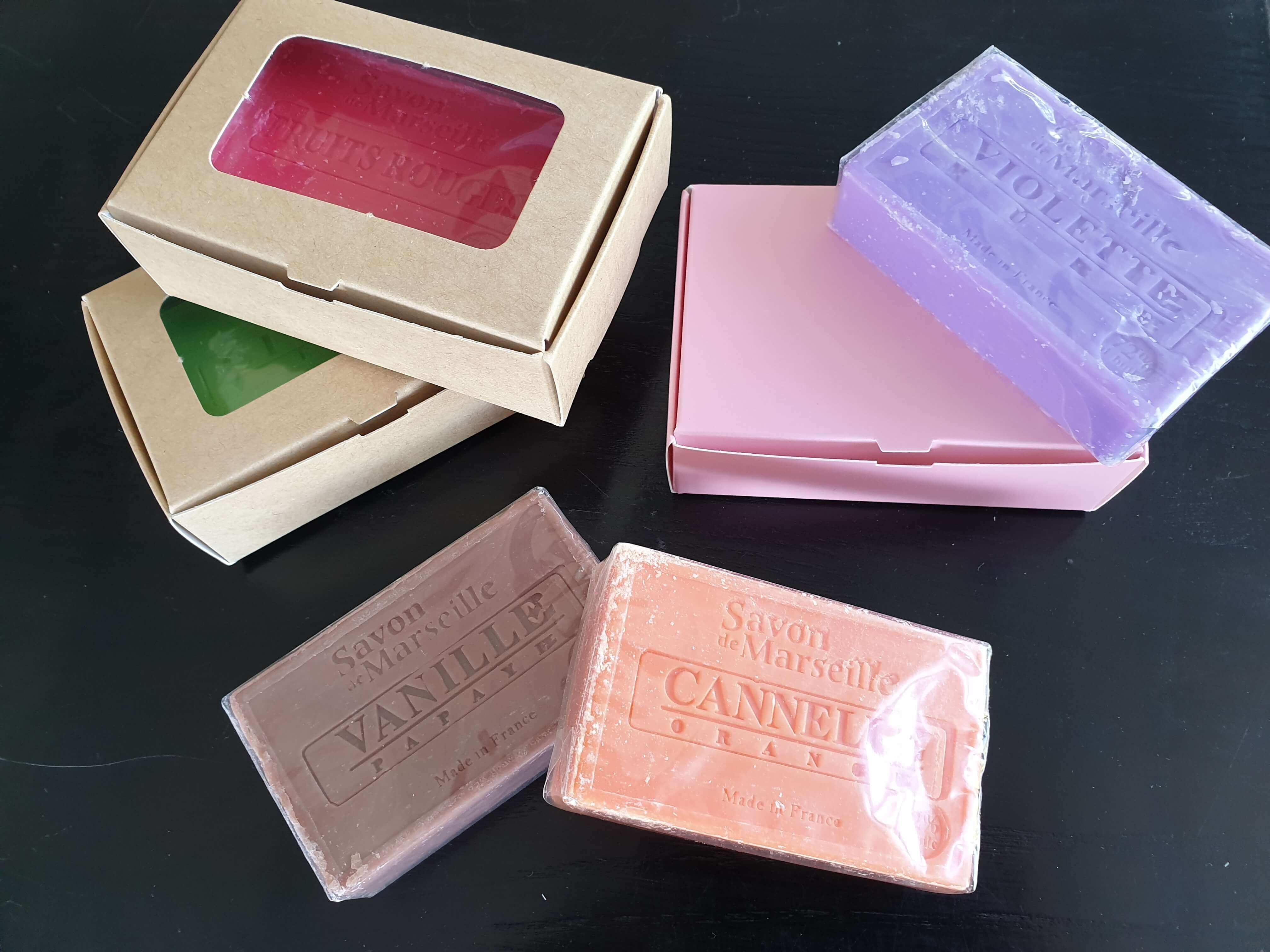 Cake Slice / Soap Box