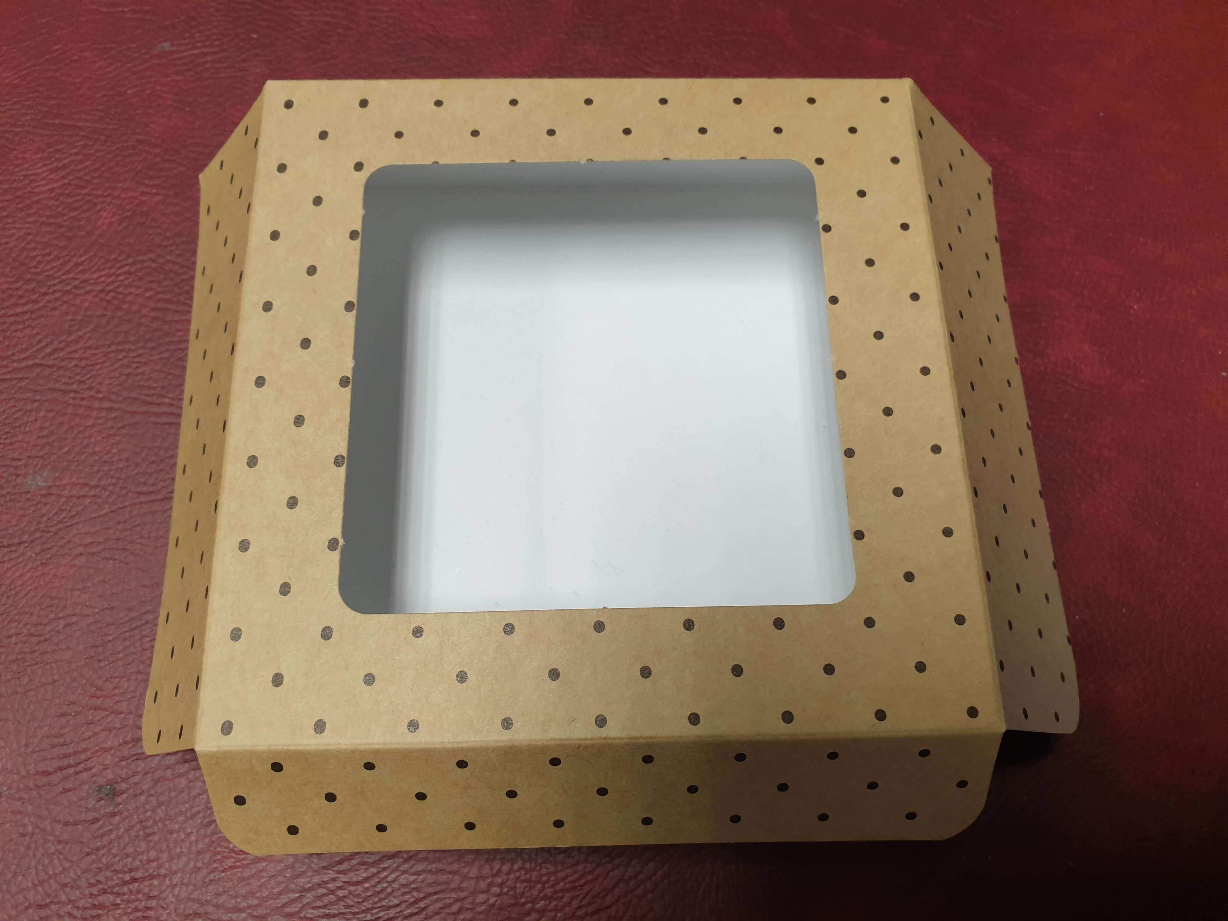 Cookie / Fudge / Brownie Box in Stock Print