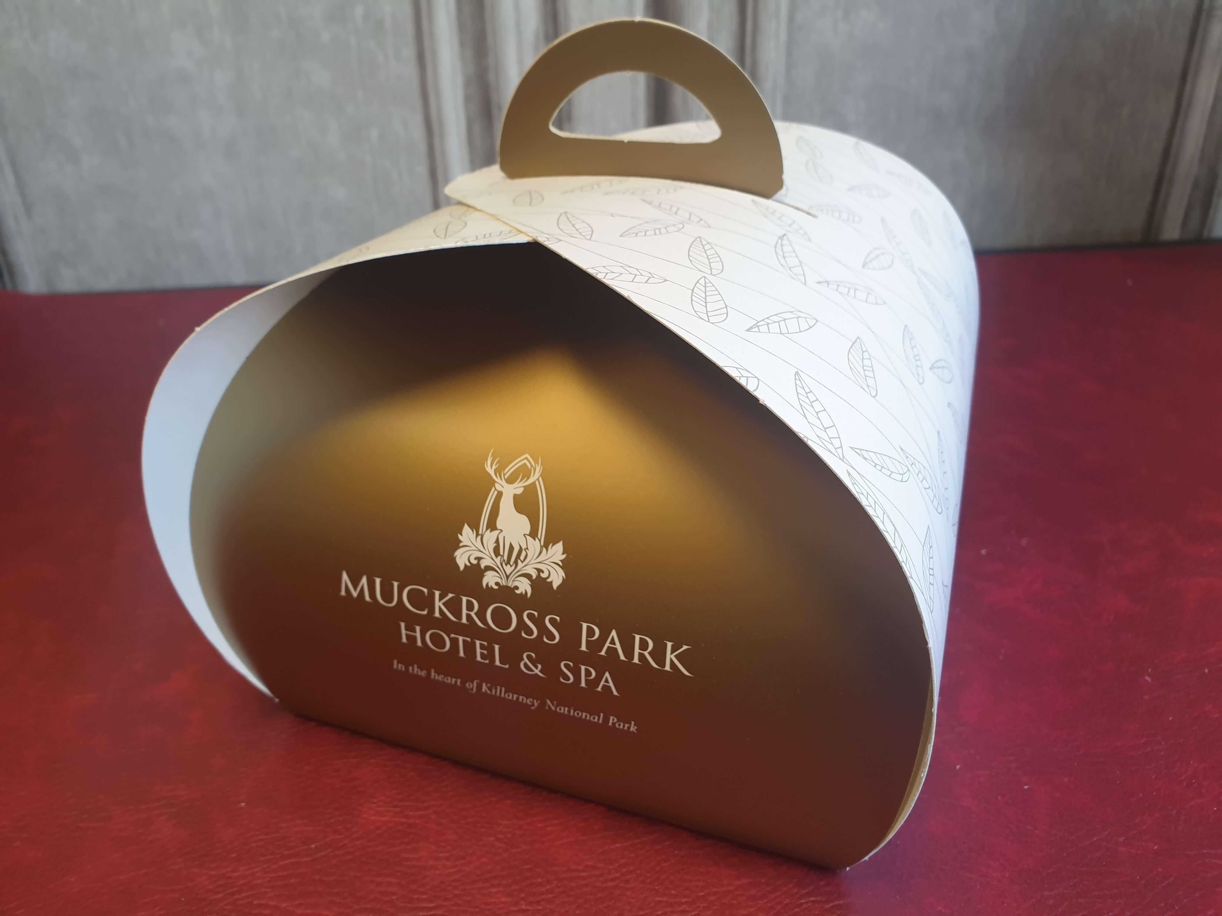 Bespoke Print Patisserie Box