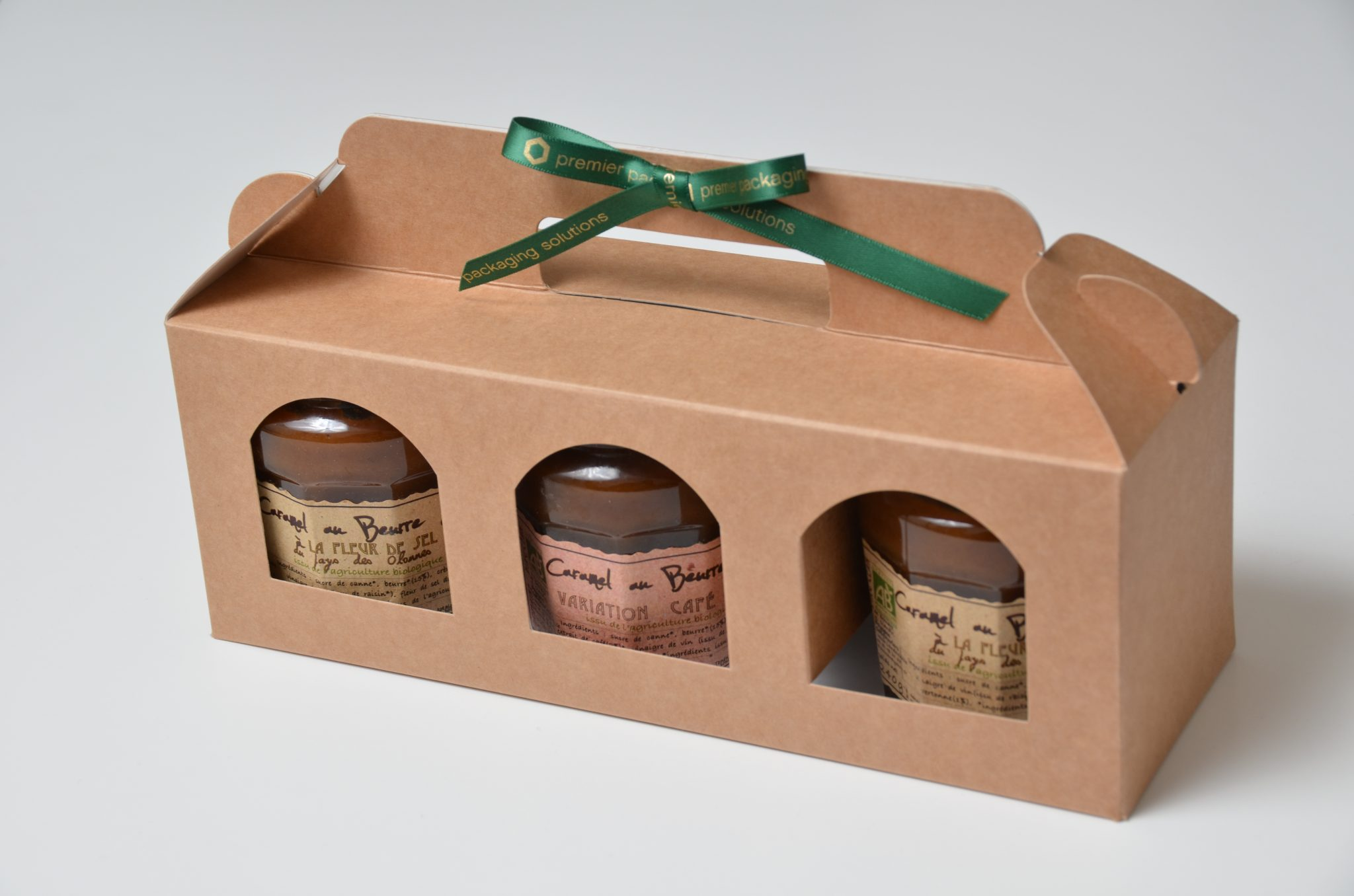 3 Pk Jam/Candle Carrier