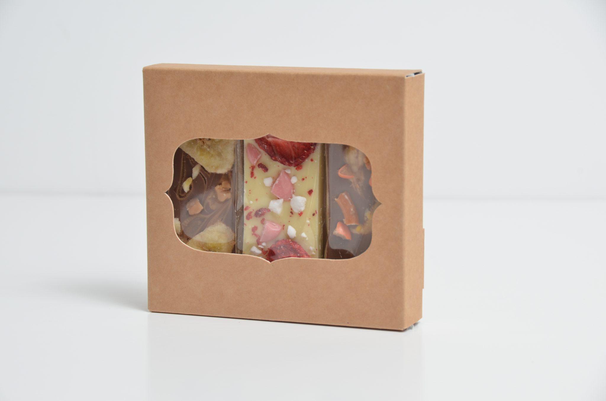Chocolate/Fudge Slab Envelope