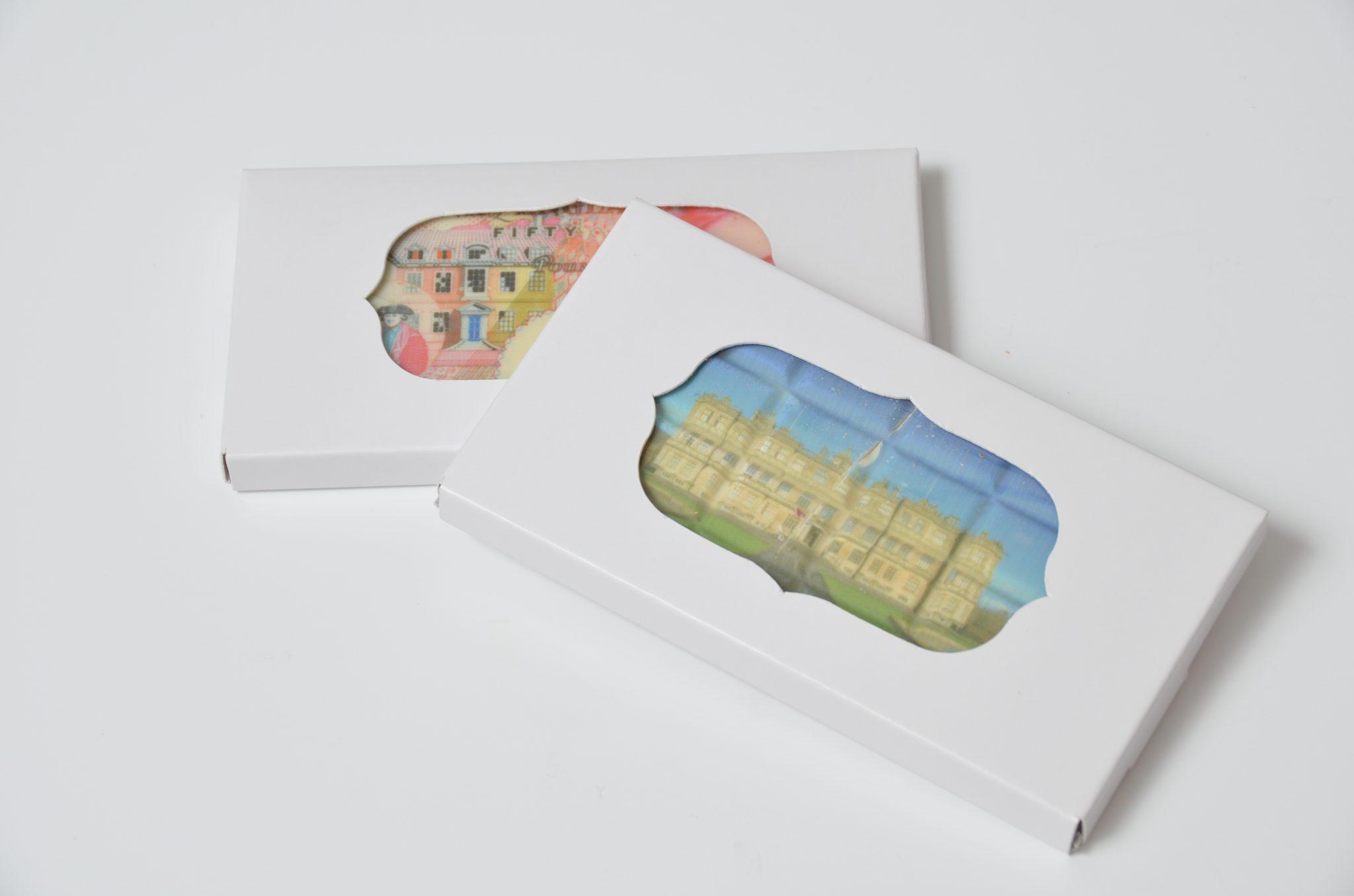 Chocolate Slab Envelope