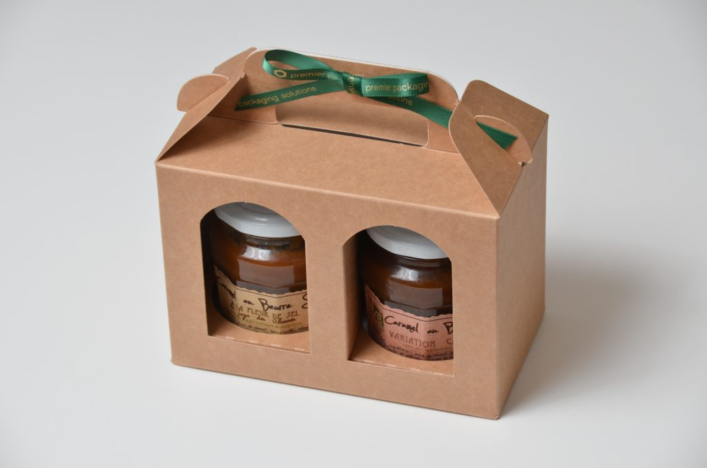 2 Pk Jam/Candle Carrier