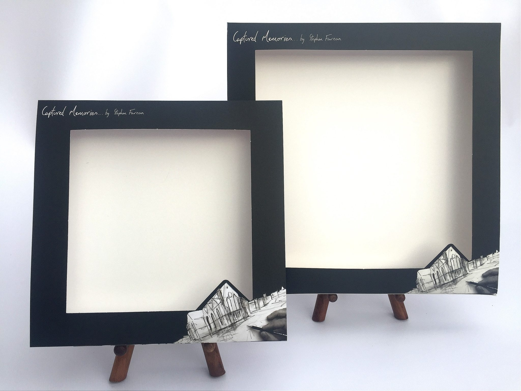 Bespoke Picture Frame Boxes