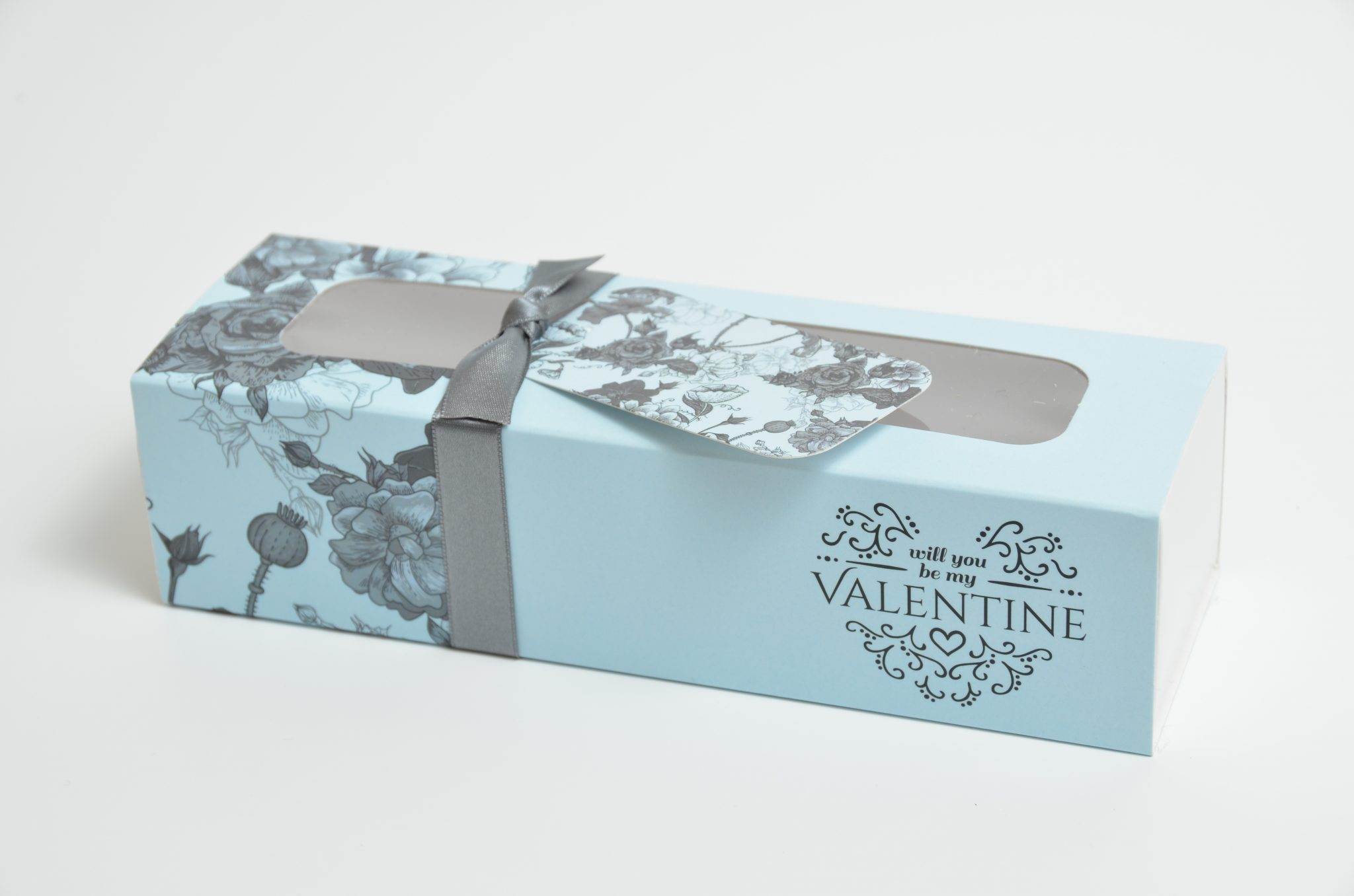 Blue Valentines Slider Box