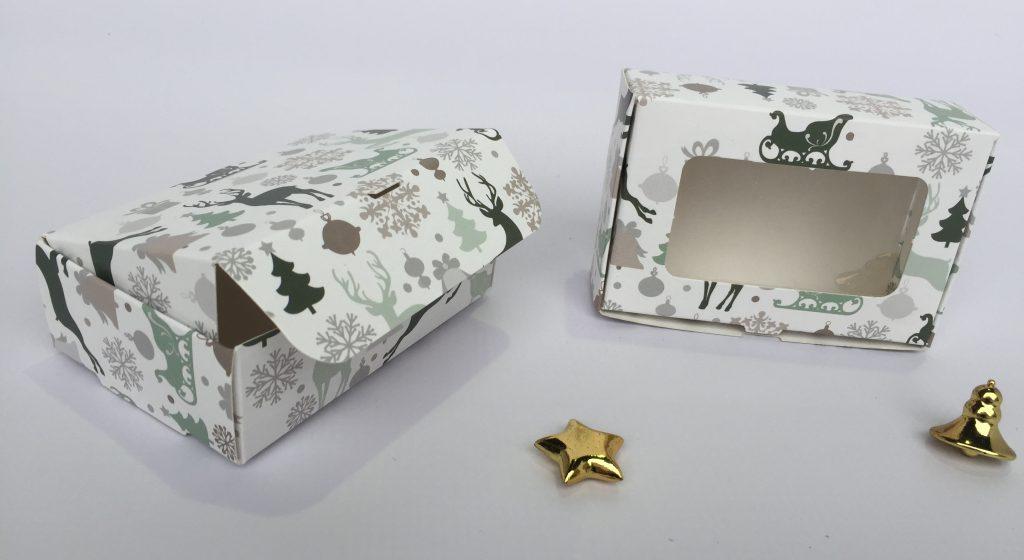 Christmas Print Boxes