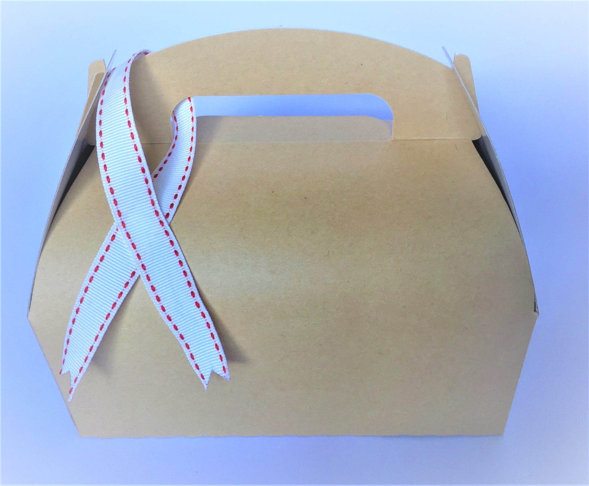 Party Box Plain Kraft