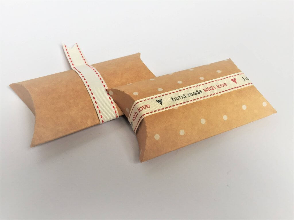 Kraft Pillow Packs Plain & Printed