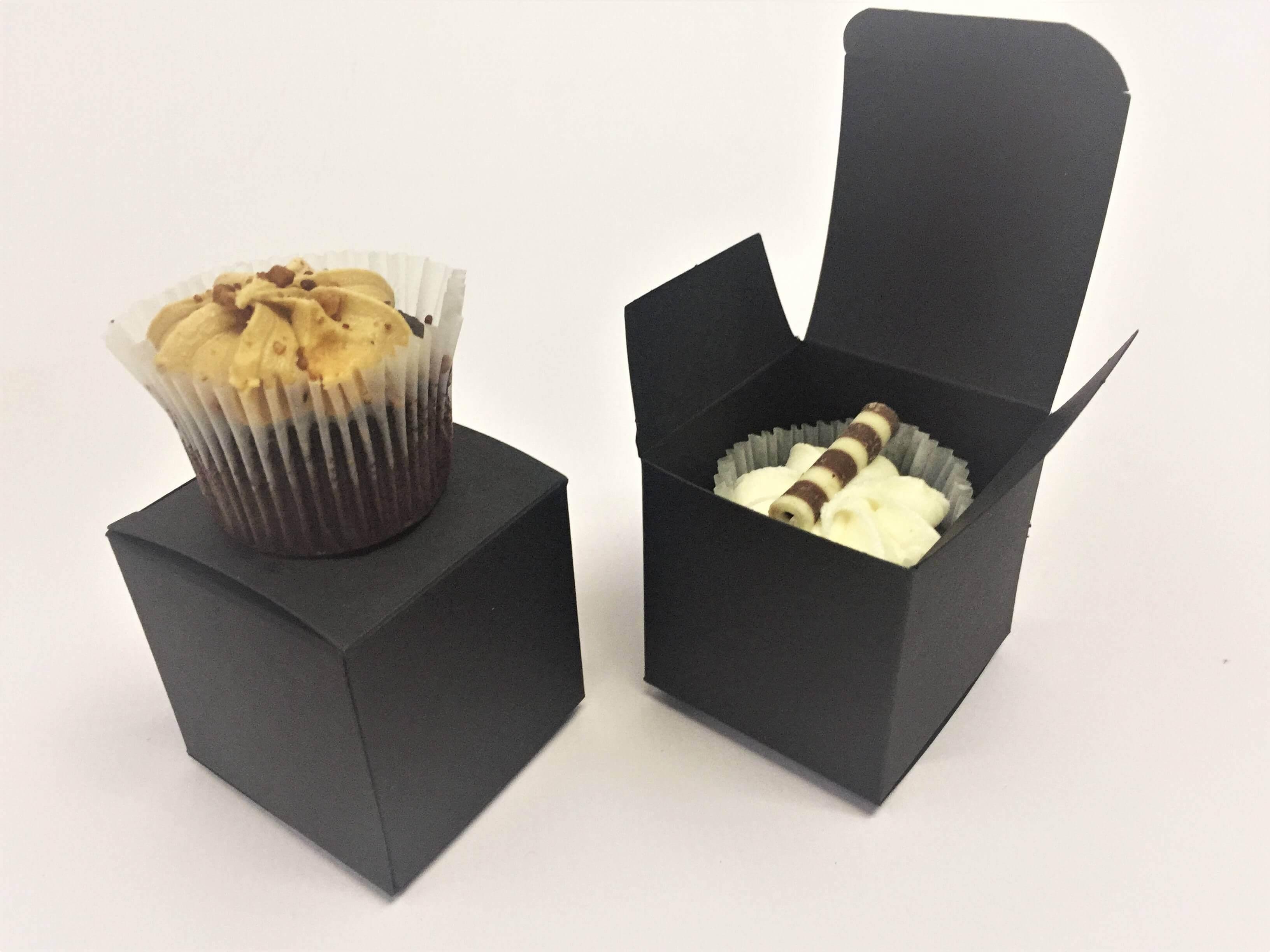 Mini Cup Cake Cube