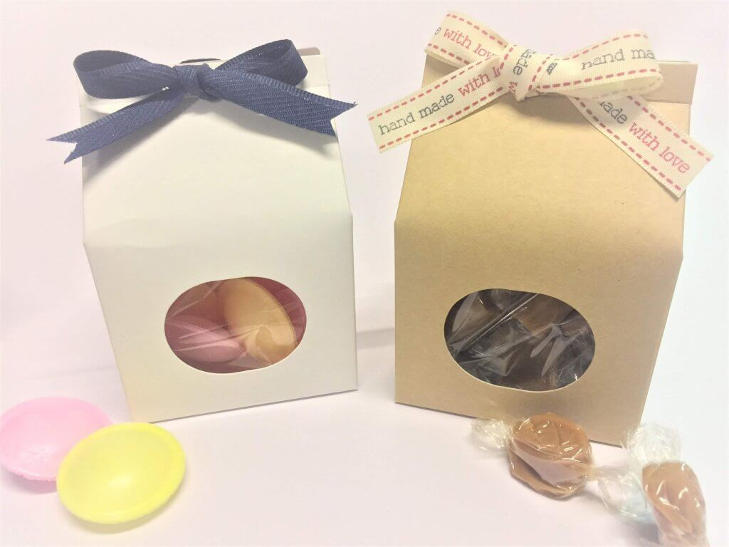 Taper Top (Milk Carton) Style Box