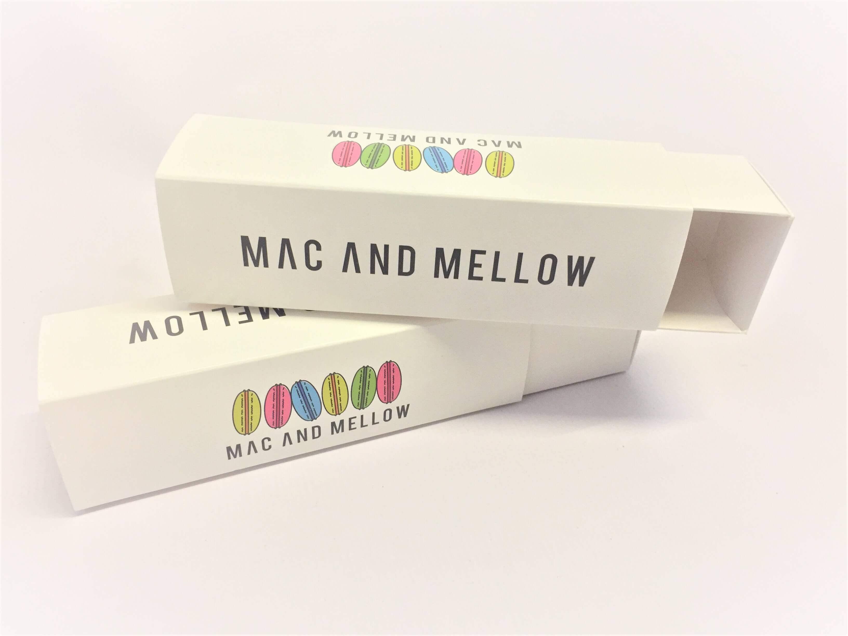 Bespoke Print 6 Pack Macaron Box