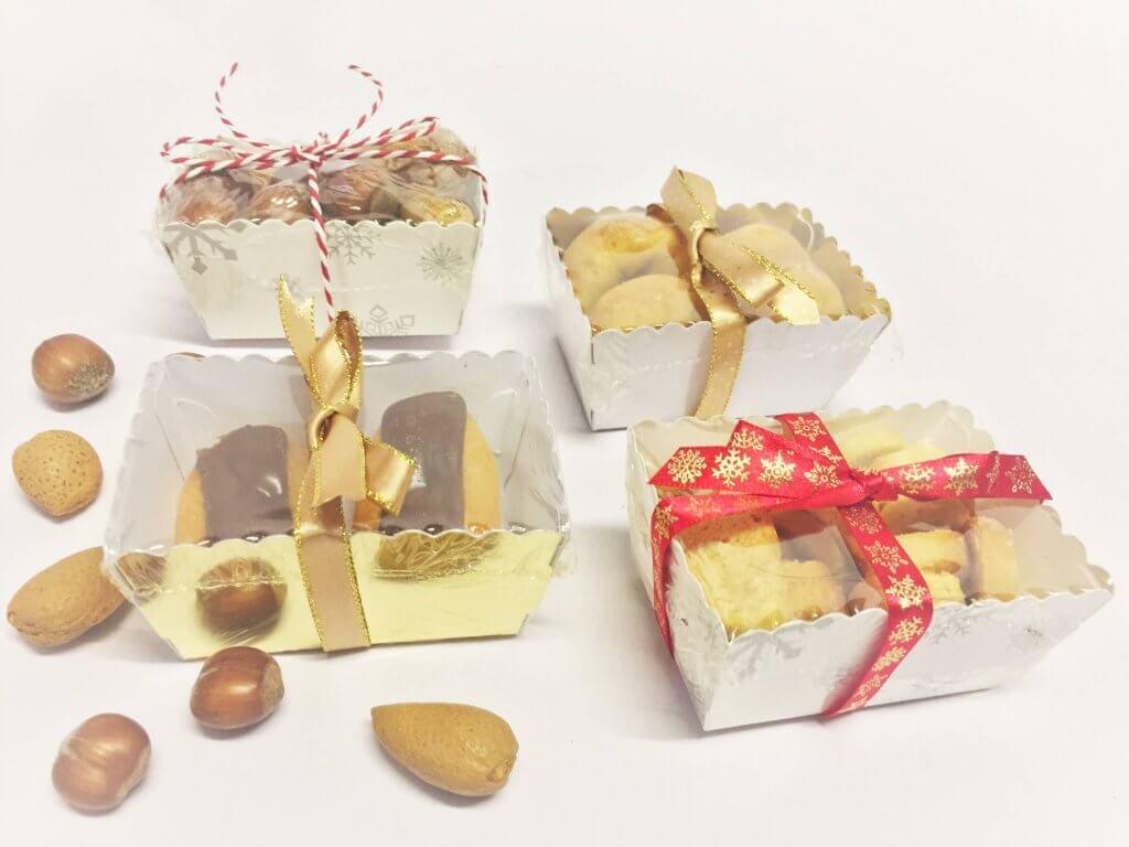Small Christmas Trays