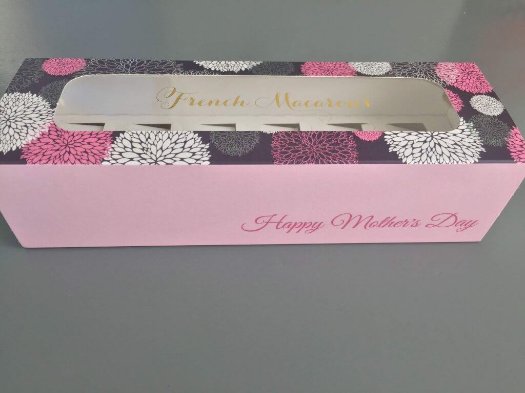 Mothers Day Foiled Windowed Box