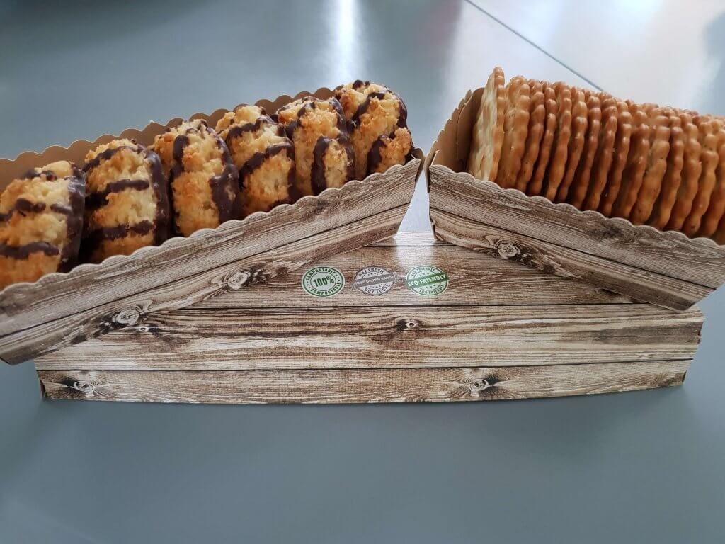 Wood Print Trays