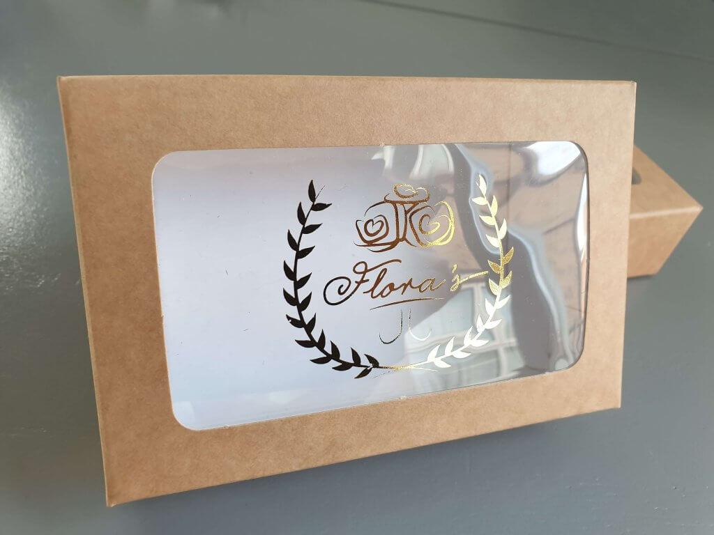 6/8 Pack OTE Truffle Plain Box with Bespoke Foiling