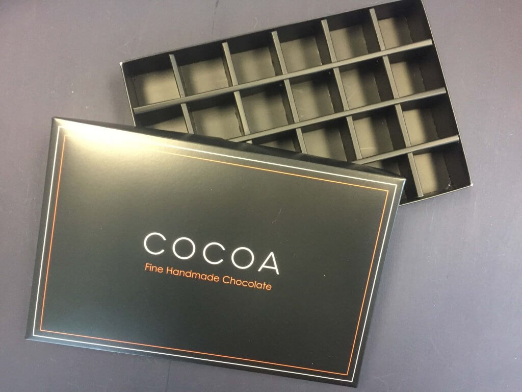 Branded 24 Pack Chocolate Box