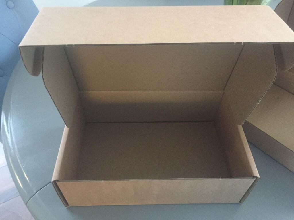 Postal Box click image for dimensions