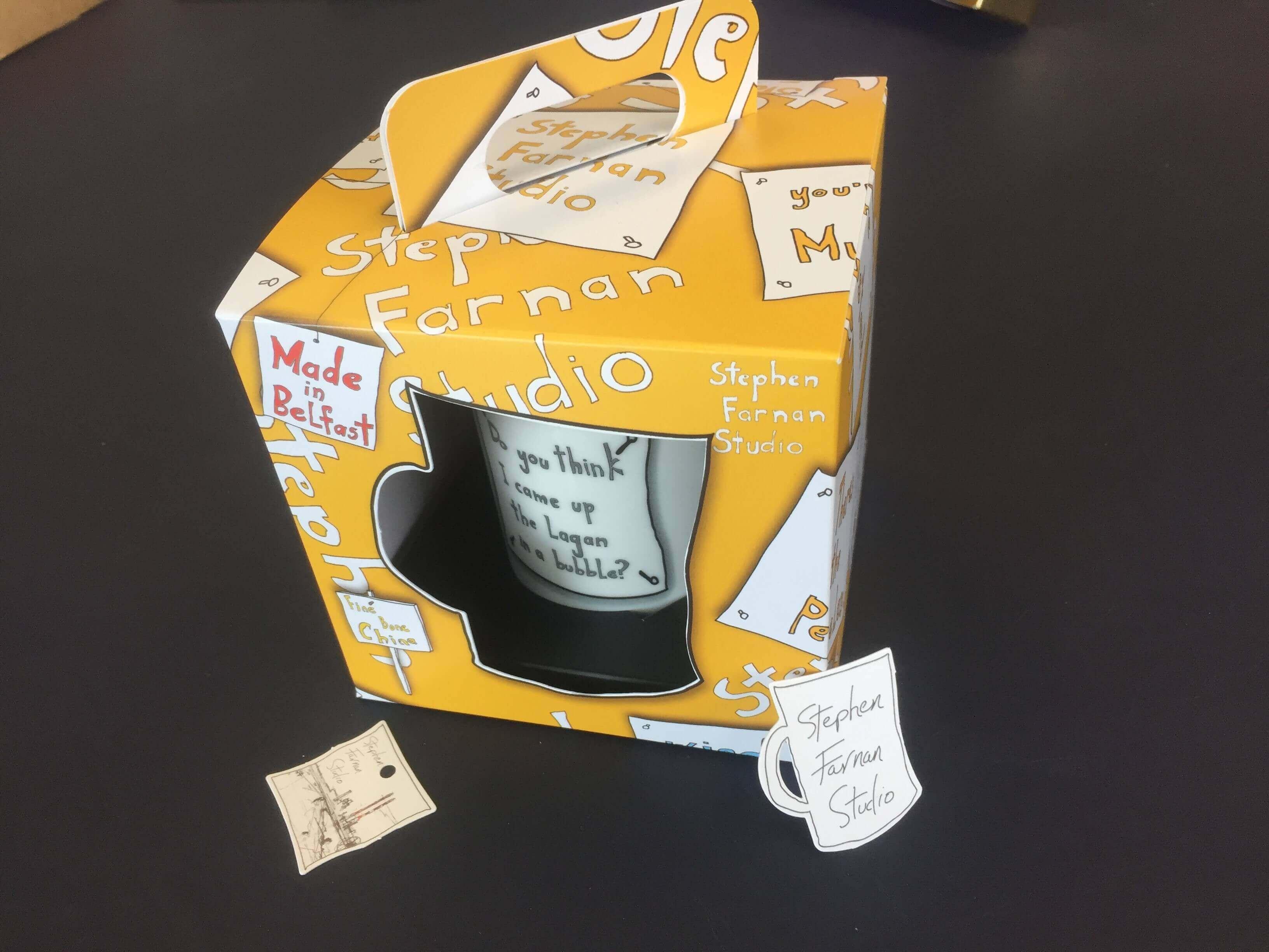 Branded Mug Boxes
