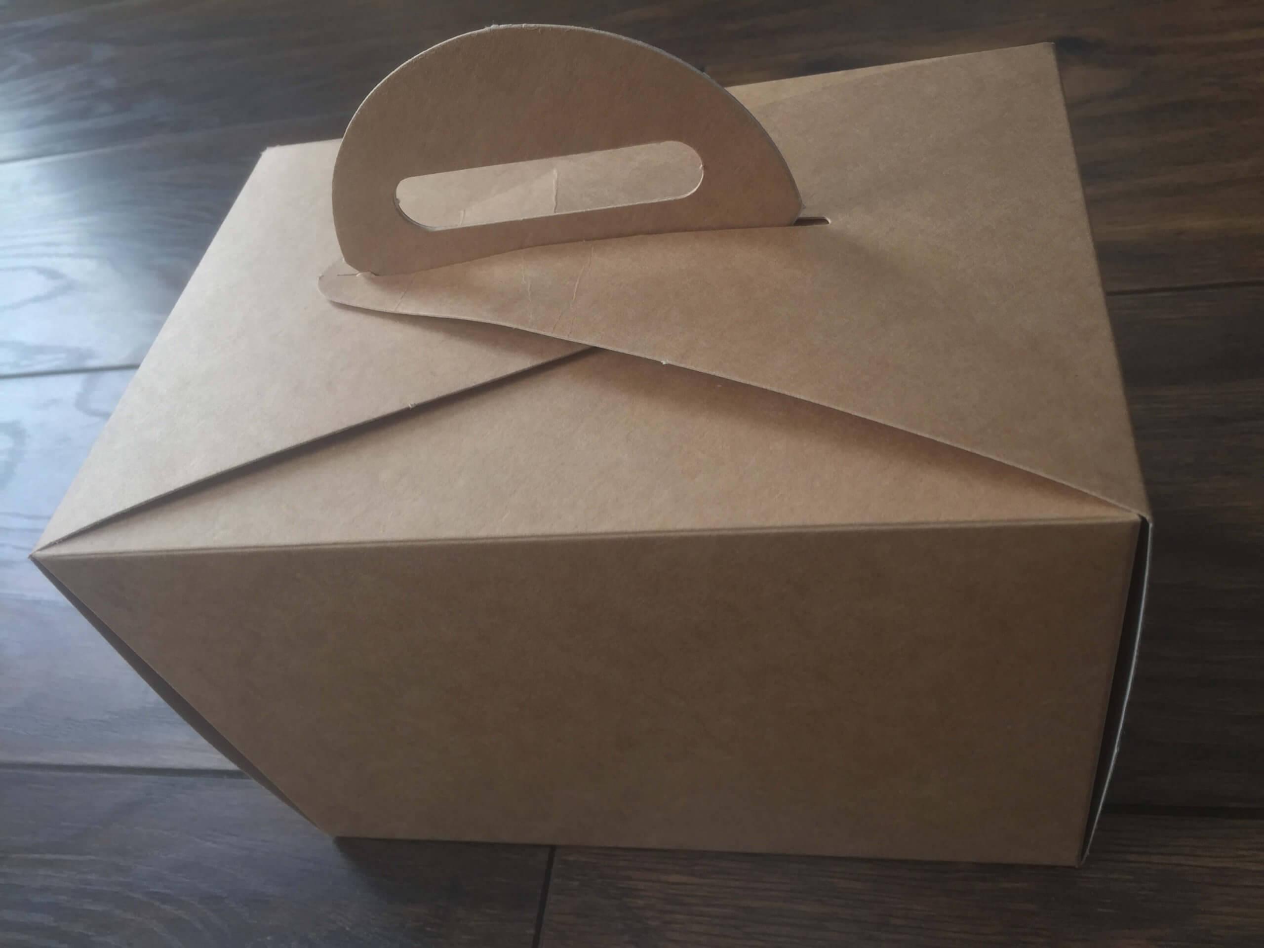 Take Away Box 200x135x135mm
