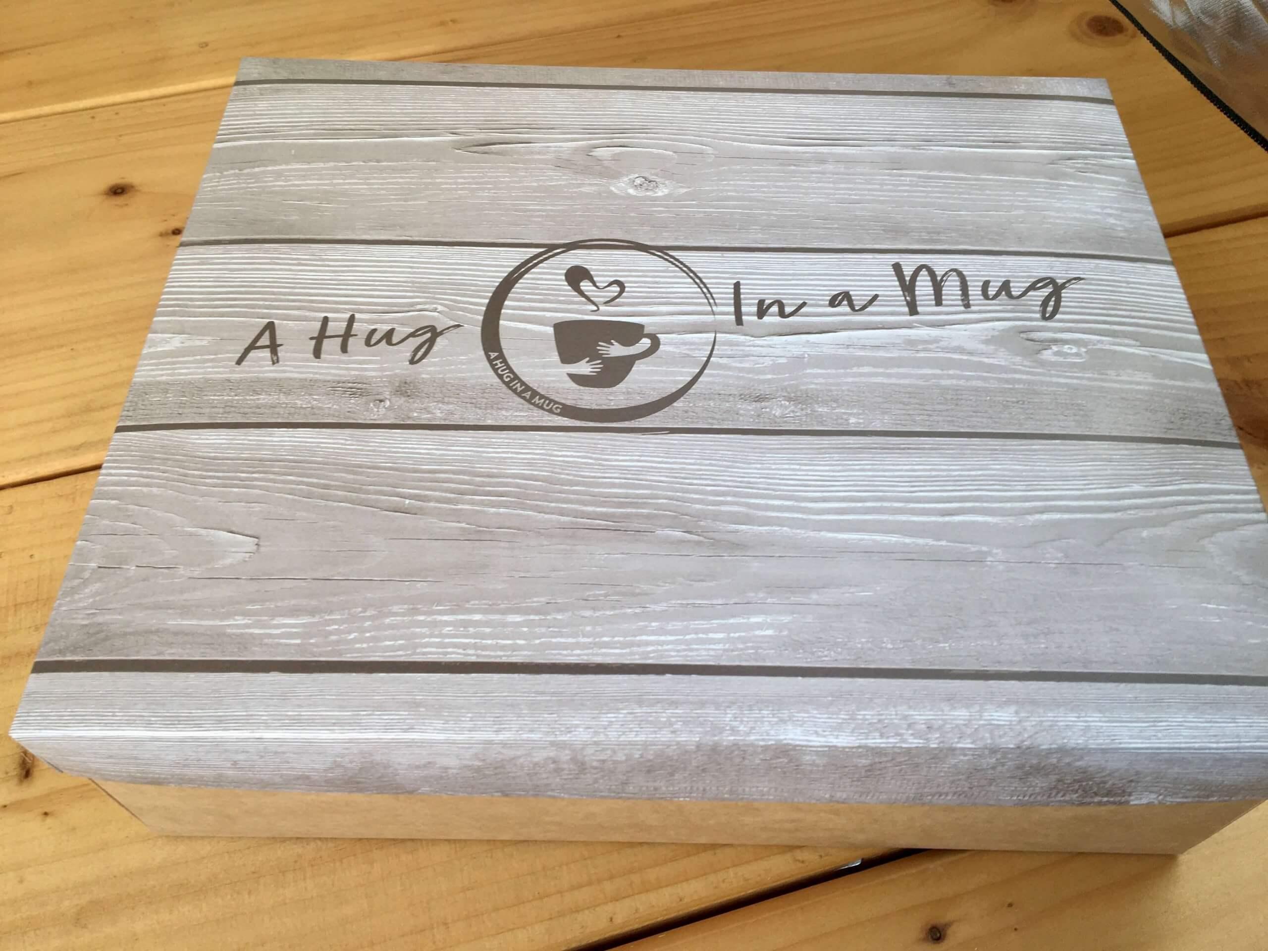 Branded Print Gift / Hamper Box