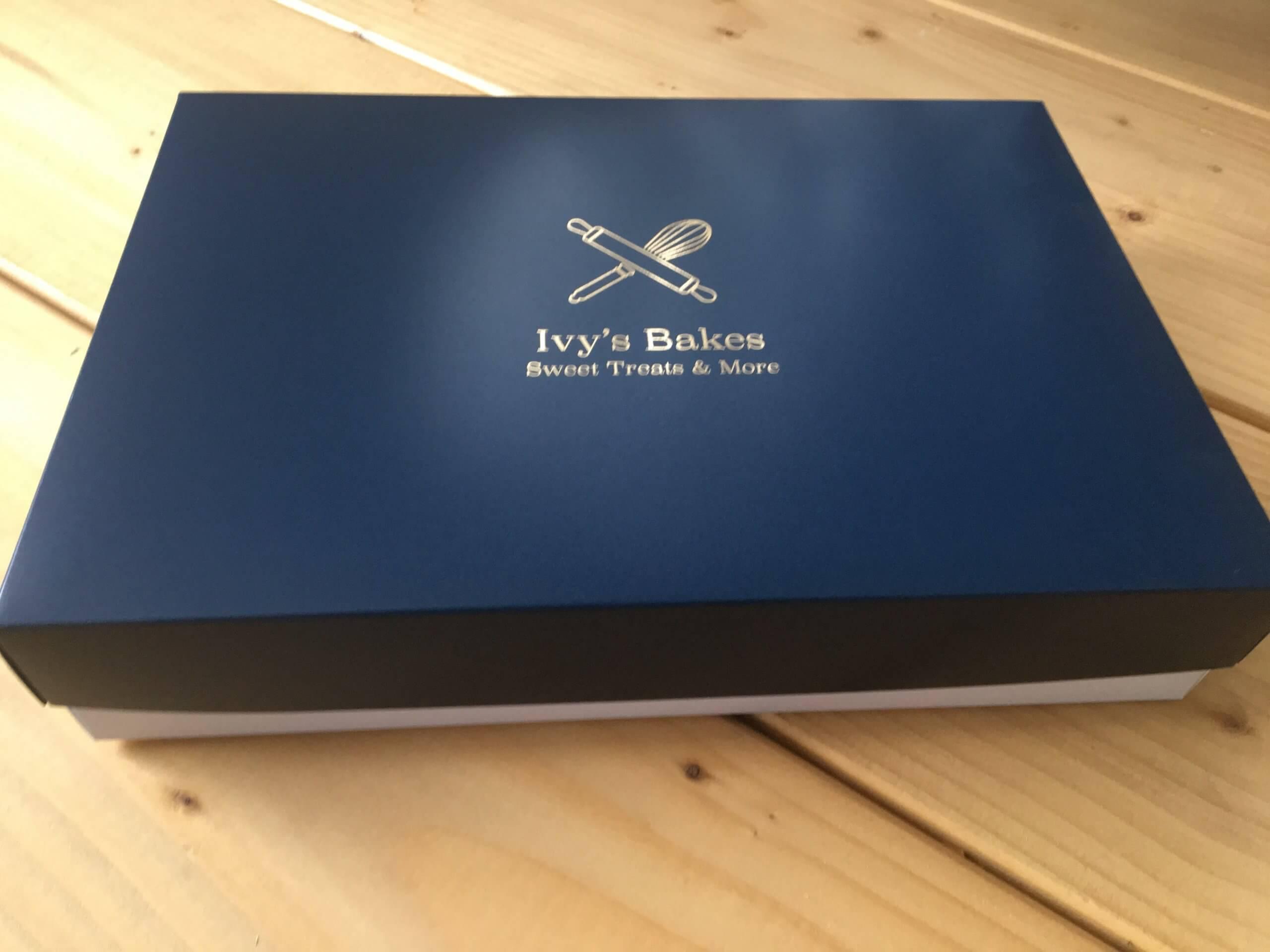 Branded Print & Foil Gift / Hamper Box
